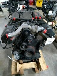 Engine 4.0l With Supercharged Option Vin B 8th Digit Fits 01-03 Xj8 1714442