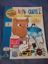 The Best Of The Mailbox Arts And Crafts Grades K-6 Tec850 By Stephen Levy 1995