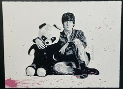 All You Need Is Love 2010 - Mr Brainwash - Hand Finished + Signed/ Only 250