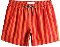 Maamgic Mens 5 Short Swim Trunks With Mesh Lining Quick Dry Bathing Suits Swimm