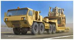Trumpeter 1/35 Us Army Hemtt M983a2 Tractor And M870a1 Semi-trailer Plastic M