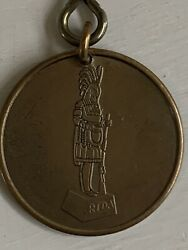 Vintage Retail Tobacco Dealers Of America Commerative 50th Anniversary Key Ring