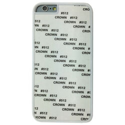 Blank Sublimation White Case Cover For Various Models Wholesale Job Lot
