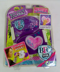 Bfc Ink Secret Sign In Journal New In Package Mga Entertainment Best Friends