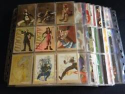Final Fantasy Art Museum Trading Cards Collection Square Enix Video Game