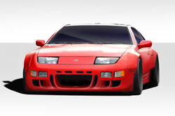 For 90-96 Nissan 300zx Z32 2dr Coupe Pm-z Fender Flares Complete Kit 9pc 112867