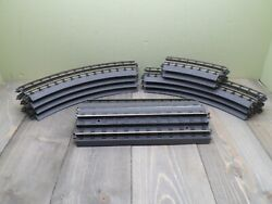 Mth Realtrax Track Layout O Gauge 31 X 51 Oval 4 Straight 7 Curve 2 1/2 Curve