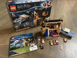 Lego 4 Privet Drive Harry Potter Tm 75968 Complete With Box Harry Dobby Dudley