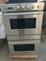 30 Ge Monogram Stainless Electric Double Oven, In Los Angeles
