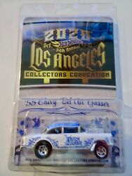 2020 Hot Wheels Collectors Convention Dinner And03955 Chevy Bel Air Gasser