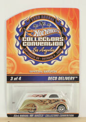 Hot Wheels 23rd Convention Deco Delivery 1 Of 3000 Monmc B16