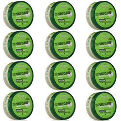 Pack Of 12 New Garnier Fructis Style Pure Clean Finishing Paste 2 Oz