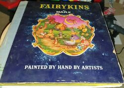 Fairykins By Marx 1962 Hand Painted Figurines