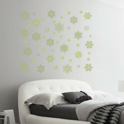 1 pc Night Luminous Stickers Wall Decal Removable Sticker for Bedroom
