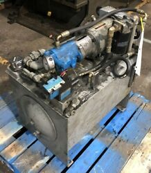 Spare Hydraulic Unit For Sale Approx. 50 Ton Press Size