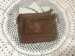 Ladies Fossil Vintage Wallet With Keychain $15.00