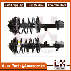 O Monroe 2x Front Left + Right Shocks And Struts Kit For 2001-2002 Acura Mdx
