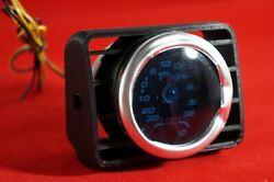 Wrx Sti 52mm Boost Gauge Vent Pod Mount 2008 - 2014 And 03 - 13 Forester Subie
