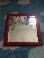 Beefeater London Gin Mirror Sign