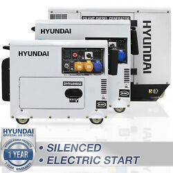🔵 Diesel Generator Electric Start 5.2kw 6.5kva Standby Backup And Service Kits 🔵