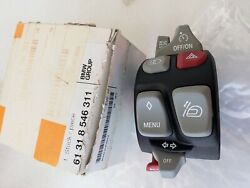 New Bmw K1600 Gt Gtl Bagger / R1200rt - Left Combination Multifunction Switch