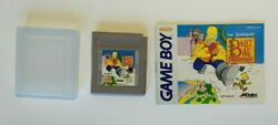 The Simpsons Bart And The Beanstalk Game Boynintendo Used, Tested