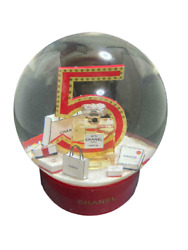 Not For Sale Electric Big Size Snow Globe Red No.5