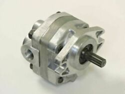New 3283650m1 Hydraulic Oil Pump Fits Massey Ferguson 1010 Tractor With Manual
