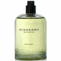 Burberry Weekend by Burberry cologne for men EDT 3.3 3.4 oz New Tester $19.33