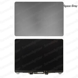 Retina Lcd Screen Complete Assembly For Macbook Pro 13.3 2020 A2289 Space Gray