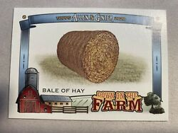 2020 Topps Allen And Ginter Down On The Farm Inserts Free Shipping