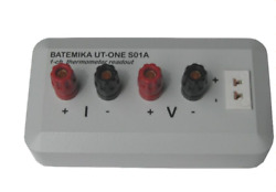 Batemika Ut-one So1a 1-channel Thermometer Readout Prt Thermocouples Thermistors