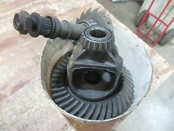 1979 Chevrolet Camaro 10 Bolt Rear End Ring And Pinion Gears Carrier 241 Ratio