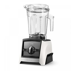 Vitamix A2500 Ascent Series Blender Variable Speed 67oz Container Bpa Free White