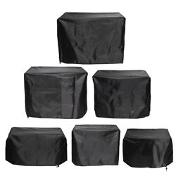 15-250hp Boat Outboard Motor Engine Oxford Cover Black Universal Trailerable