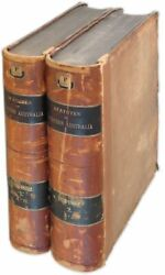Statutes Of Western Australia By Authority 2 Volumes / 1883 51322