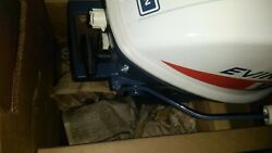 Andnbspvintage Evinrude 4hp Outboard 1971 For Collectors New In Original Boxandnbsp