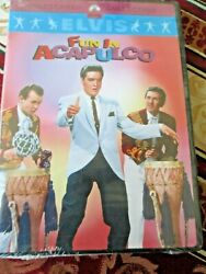 The Elvis Presley Widescreen Collectionelvis Fun In Acapulcodvdnew Sealed