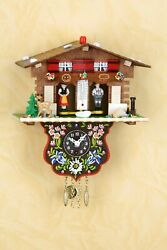 Authentic German Black Forest Clock Black Forest Weather House