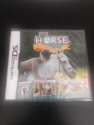 My Horse amp; Me: Riding for Gold Nintendo DS 2009 Factory Sealed New