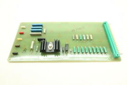 General Electric Ge 0945d829g0011 Bypass Valve Test Pcb Circuit Board