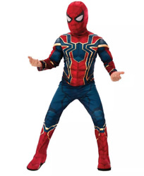 Marvel Spiderman Costume Size Medium 8 10 Avengers Endgame Spiderman Costume