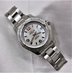 Breitling Colt Stainless Steel 36mm Quartz Watch With Mop Dial Ref A74389