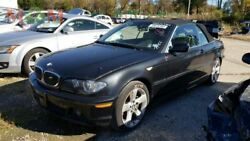 Air Cleaner Convertible M54 265s5 Engine From 10/05 Fits 06 Bmw 325i 1735987