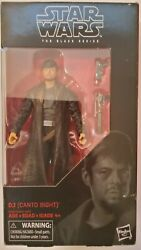 2017 Dj Canto Bight Star Wars The Black Series Action Figure - New