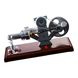 Mini Stirling Engine Electric Generator Model Physics Steam Power Toy