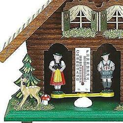 German Weather House Bavarian Style Chalet House