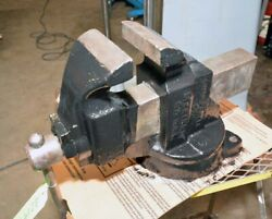 Chas Parker Bench Vise No 975 Inv.42197