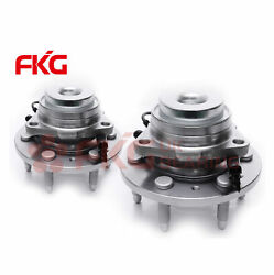 2 515097 Front Wheel Hub Bearing And Assembly For Yukon Sierra 1500 Escalade- 2wd