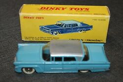 French Dinky Toys 532 Lincoln Premier. Rare Colour
